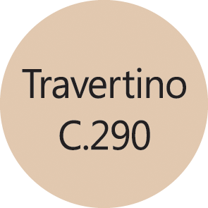 С.290 Travertino